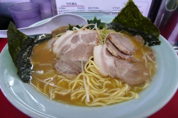 20121117 ネギチャーシューメン850円