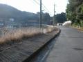 170318須川から大柳生へ丘を超える