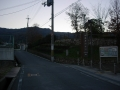 141206心合寺山古墳の横を通過