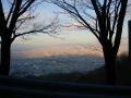 141206登坂中の眺望