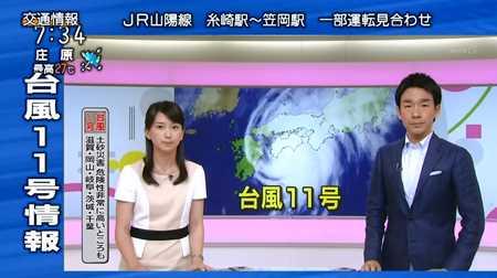 和久田麻由子 おはよう日本 NHK_20140810-085658