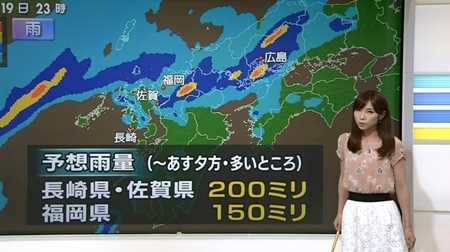 寺川奈津美 NHKニュース7_20140821-030951