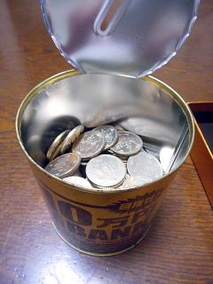 500円貯金箱