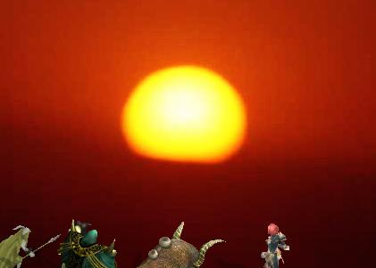 陽鯖にほえろ