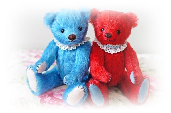 レッド&ブルー