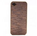iPhone 55S Gold Glitter Case