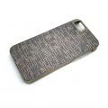 iPhone 55S Gold Glitter Case (3)