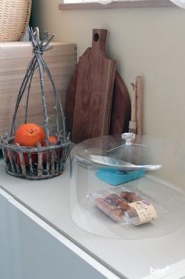 ケーキドームにみたらし団子