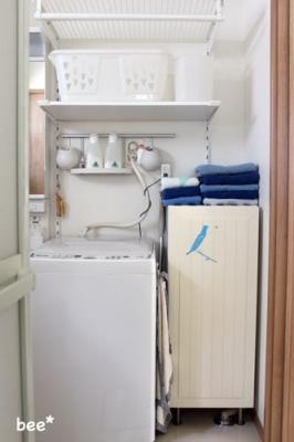 洗濯機まわり2014