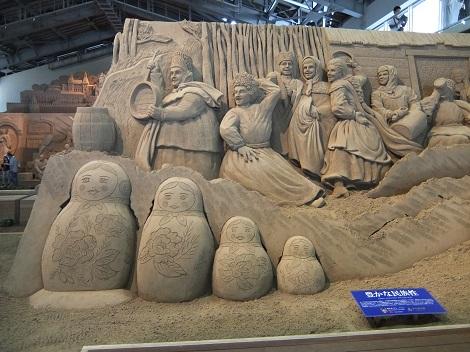 砂の美術館11
