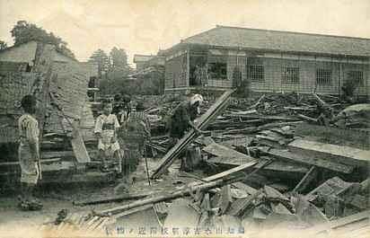 福知山水害の惨状001
