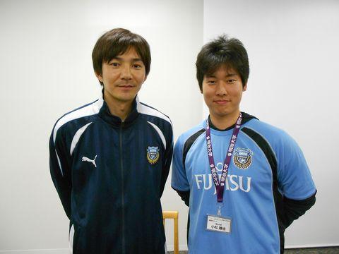 2014022812 伊藤宏樹と小松 ブログ用