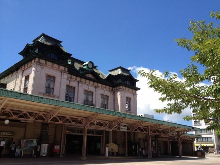 門司港駅4