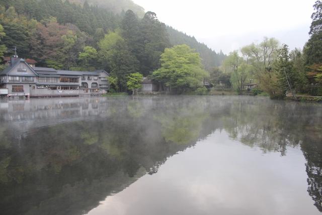由布院朝_金鱗湖 (640x427)