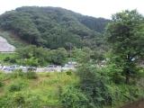 芦ヶ久保果樹公園を通過