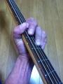 ビリーのコードフォーム3弦