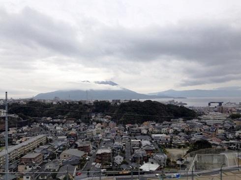 桜ヶ丘桜島