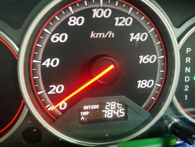 アツイ28℃