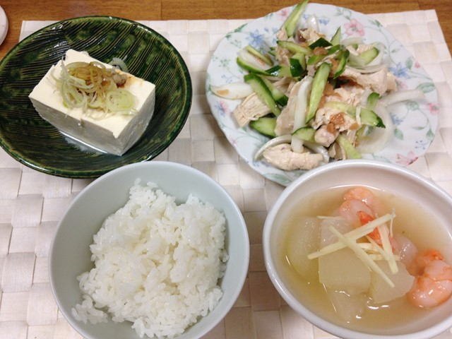 冬瓜の煮物 (コピー)