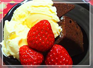 2014チョコレートケーキ