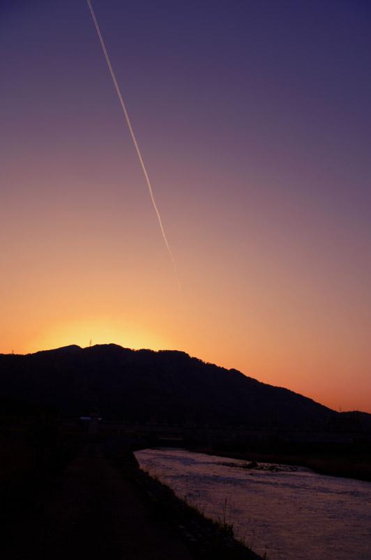 飛行機雲min
