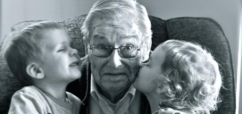 祖父から孫たちへのラストレター
