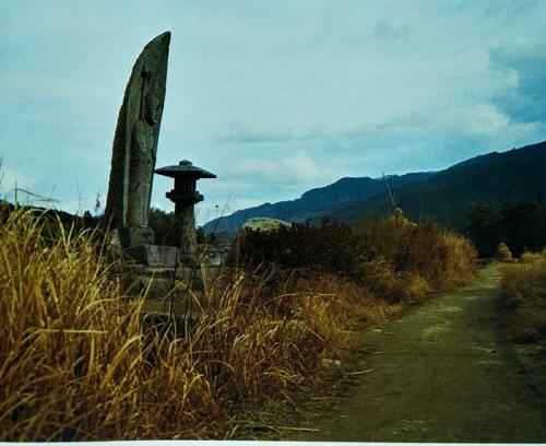 1-飛鳥の石仏