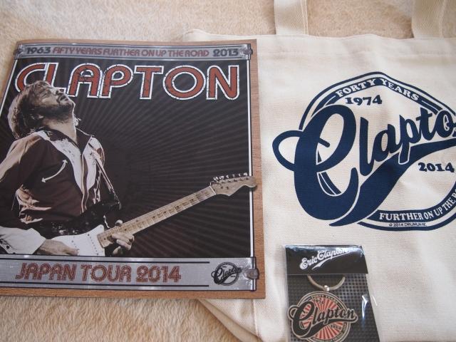 2014年2月クラプトンライブ