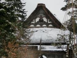 村重文 明善寺本堂