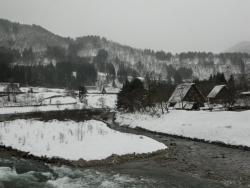 雪の白川郷 2014.2.4
