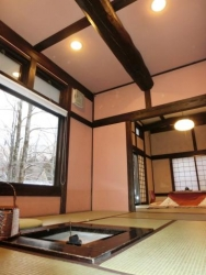 いろりの宿 かつら木の郷 客室 Aタイプ