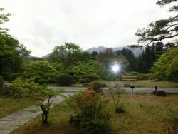 日光金谷ホテル 庭園