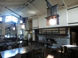 自由学園 明日館 食堂