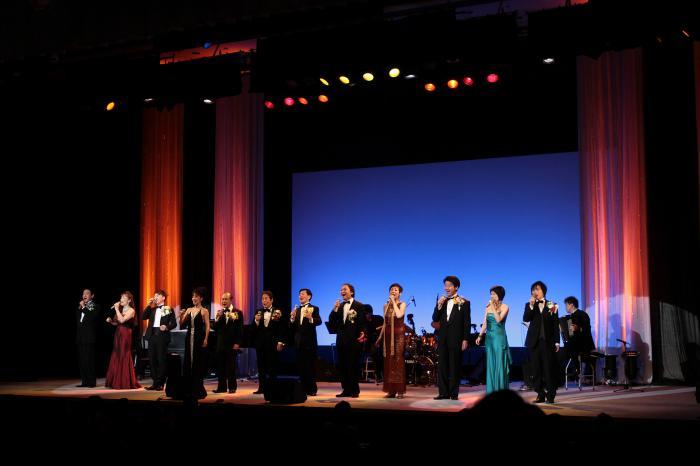 上野の森シャンソン倶楽部2014