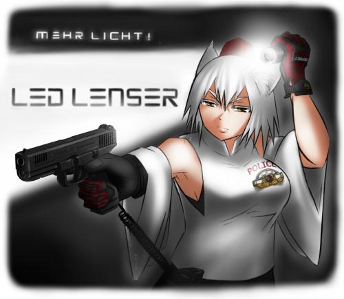 LED LENSER椛