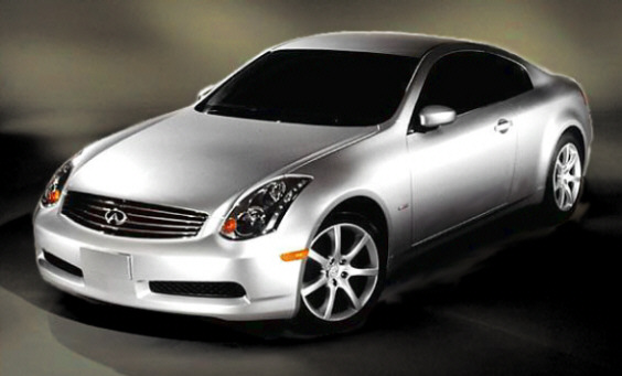 Infiniti G35 Sport Coupe -02a