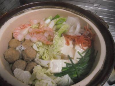 ナムプラー鍋