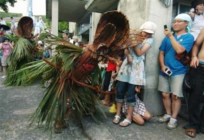 十島村悪石島の盆踊り