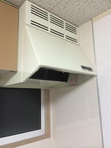 新しいエアコン