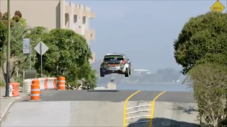 Ken Block SanFrancisco 2012