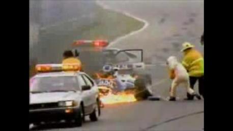 Crash - Canadian GP