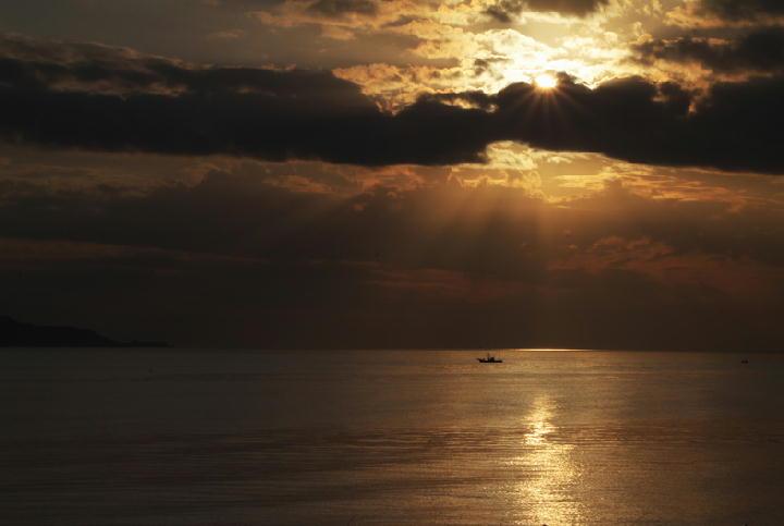 夕陽-418-1