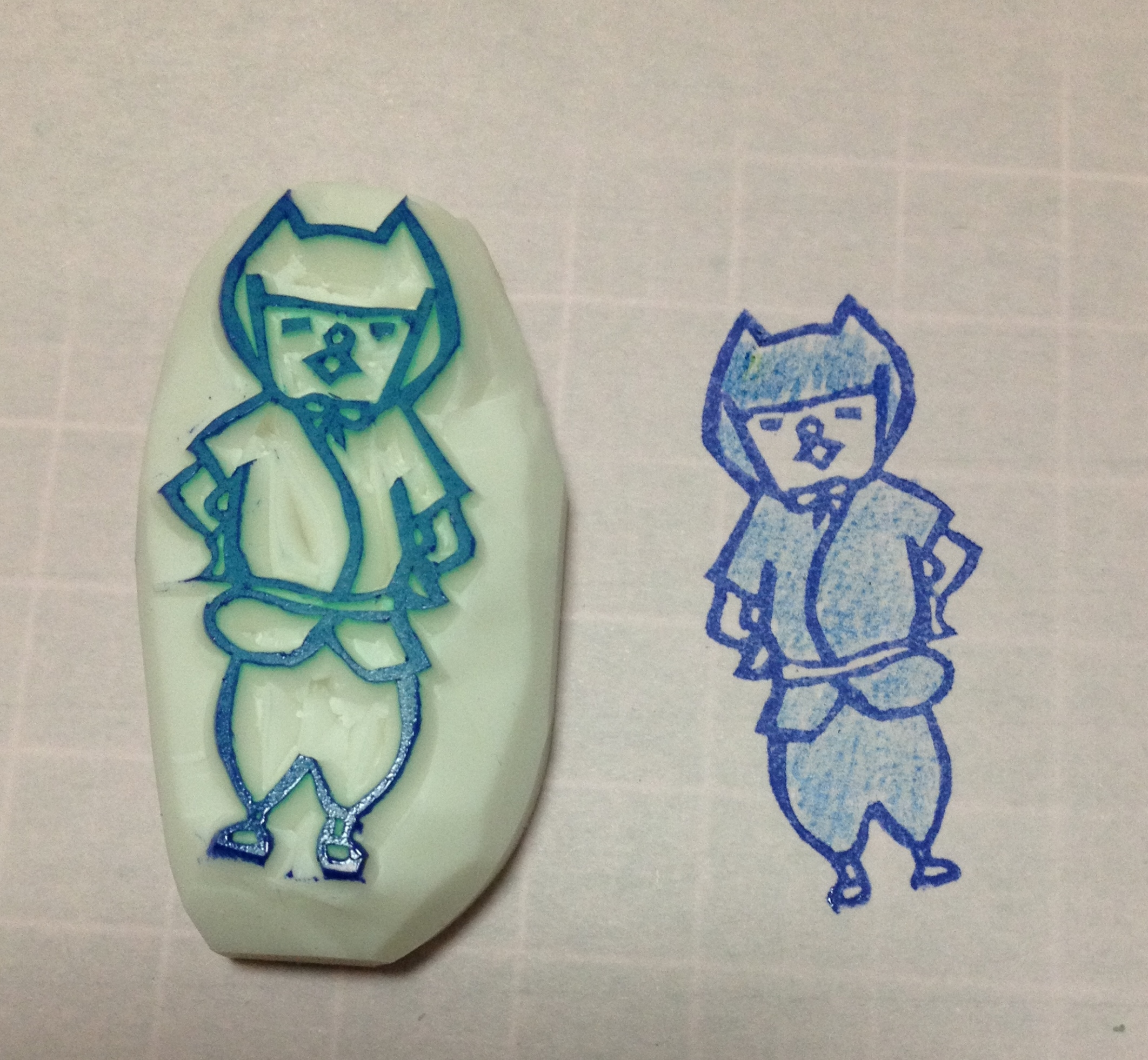 忍者ちゃこ14.7.17