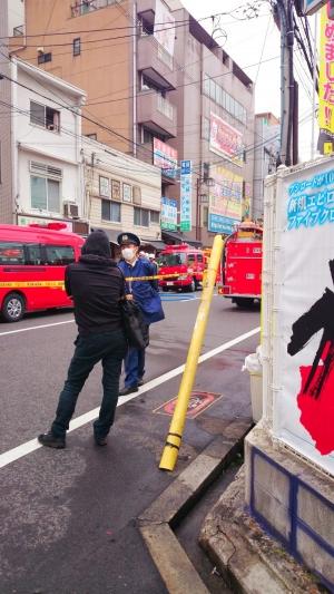 ラーメン篇2消防車6