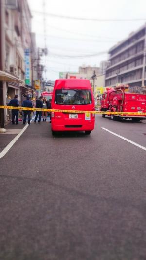 ラーメン篇2消防車5