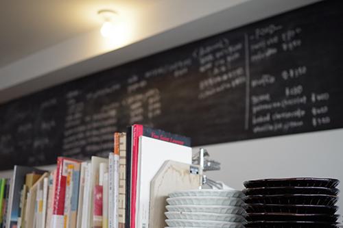 松本のクリエイター感いっぱいのカフェ
