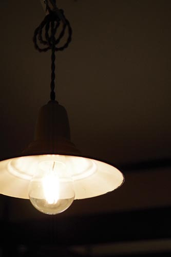 LED電球でもおしゃれなクリア