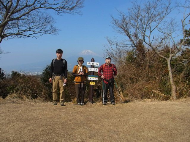 16 徳倉山