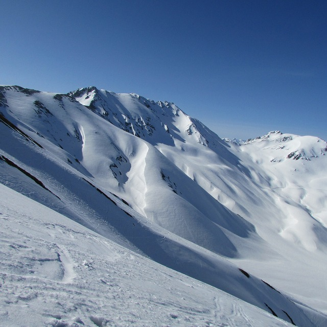 1161陽光の立山