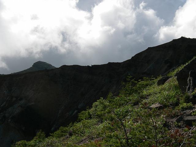 16 船明神山と安達太良山の乳首